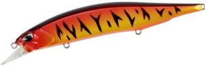 Jerkbait 120 SP PIKE ACC3194 Red Tiger II