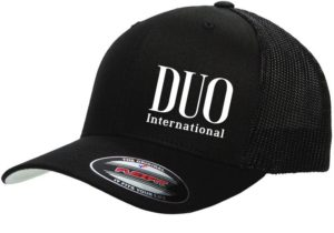 kšiltovka duo flexfit mesh cap